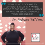 Demystifying Our Pelvic Floor with Dr. Uchenna 'UC' Ossai